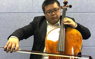 大提琴導師 - 曾昭然